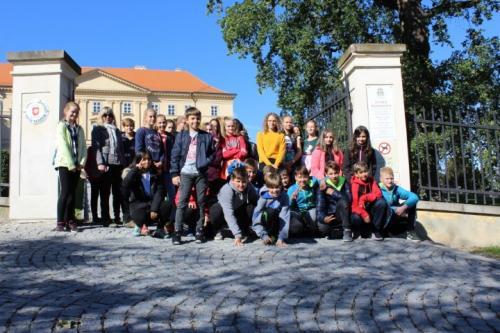 Exkurze do Rudky u Kunštátu a Boskovic - 7.ročníky