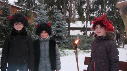 Zooaction team - Mikulášoviny 1.12. 2018