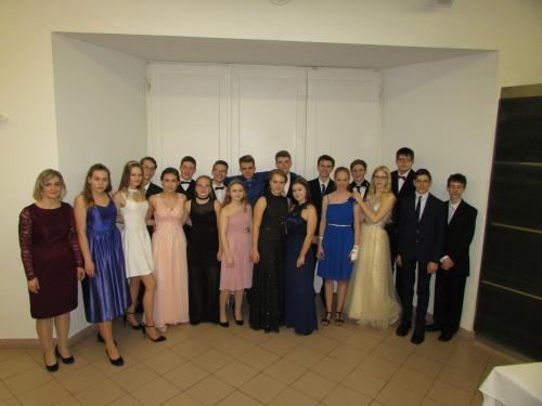 Žákovský ples 1. 3. 2019