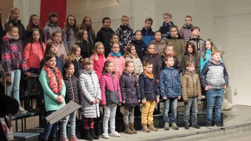 Koncert pěveckých sborů 17. 11. 2019